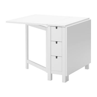 میز-سفید-ایکیا-norden
